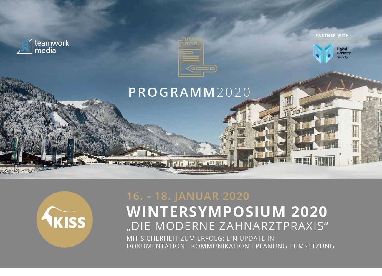 Kiss Winter Symposium with DDS